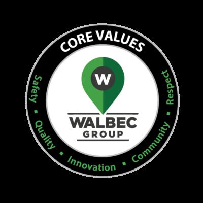 Walbec Core Values logo 01