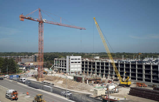 Milwaukee Regional Medical Center Project Update