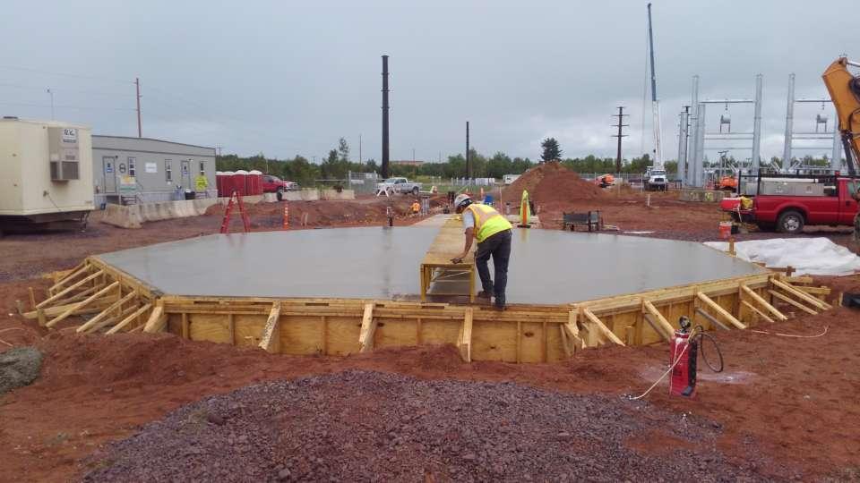 UMERC structural tank foundations 2 ZTI