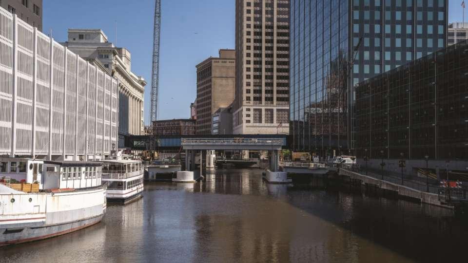 Michigan Street Bridge Featured Photo