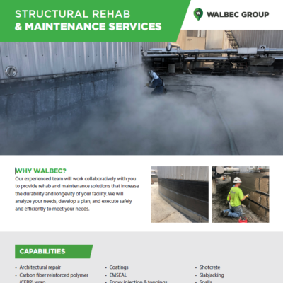 Structural Rehab