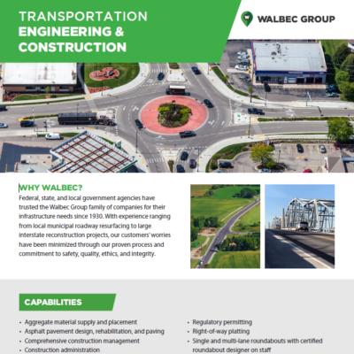 Transportation and Engineering