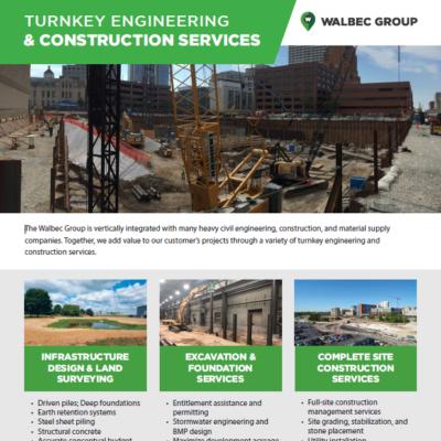 Walbec Turnkey Solutions