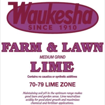 S  Farm Lawn Lime 300