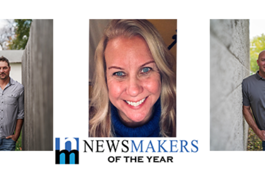Walbec Recognized by the Daily Reporter as Newsmakers of the Year