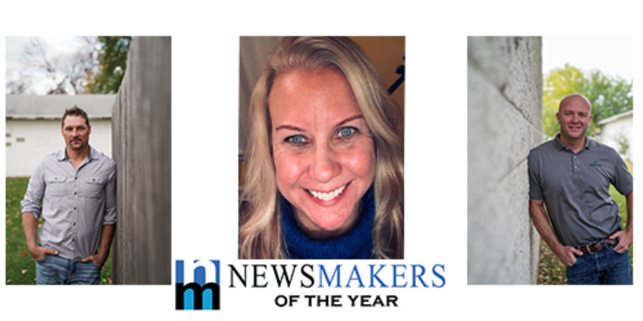Newsmakers of the Year banner